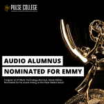 peter rabbit steve maher emmy nomination pulse college sound engineering 2